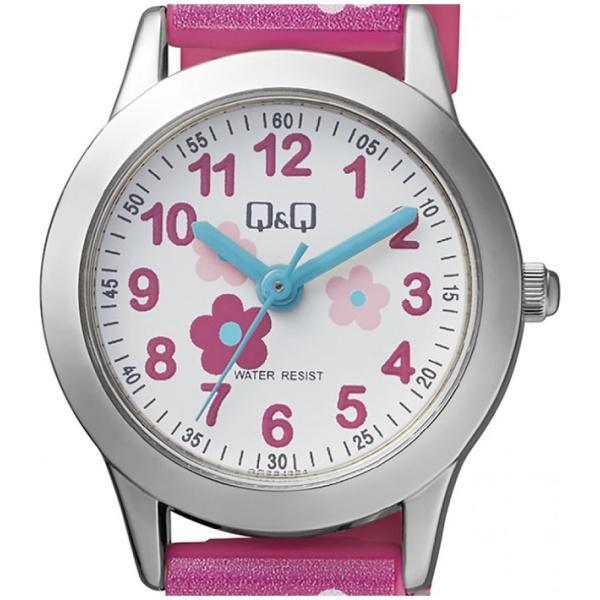 Детски аналогов часовник Q&Q - QC29J324Y