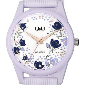 Дамски аналогов часовник Q&Q - VS12J015Y