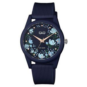 Дамски аналогов часовник Q&Q - VS12J020Y