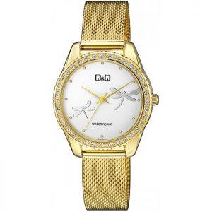 Дамски аналогов часовник Q&Q - QZ59J041Y