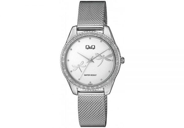 Дамски аналогов часовник Q&Q - QZ59J221Y