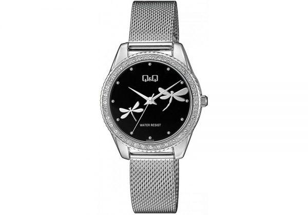 Дамски аналогов часовник Q&Q - QZ59J222Y