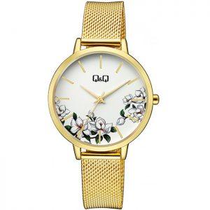 Дамски аналогов часовник Q&Q - QZ67J001Y