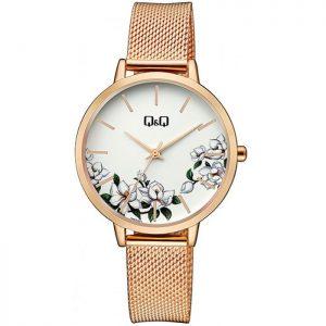 Дамски аналогов часовник Q&Q – QZ67J021Y