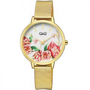 Дамски аналогов часовник Q&Q - QZ67J021Y