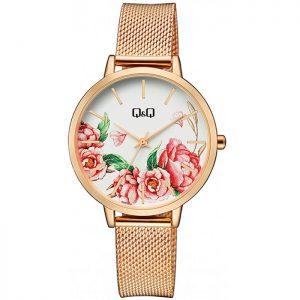 Дамски аналогов часовник Q&Q - QZ67J031Y