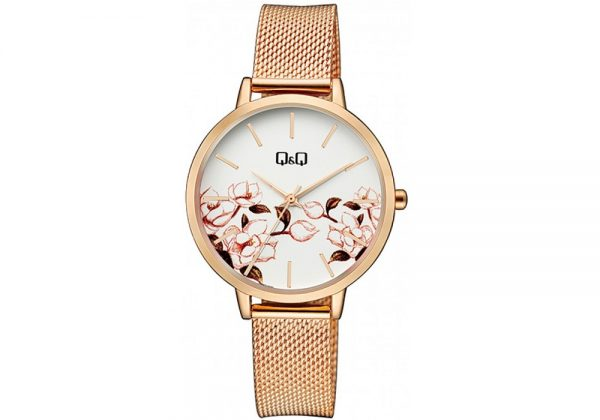 Дамски аналогов часовник Q&Q - QZ67J051Y