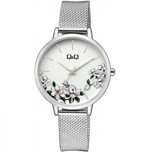 Дамски аналогов часовник Q&Q - QZ67J201Y