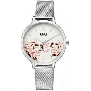 Дамски аналогов часовник Q&Q - QZ67J221Y