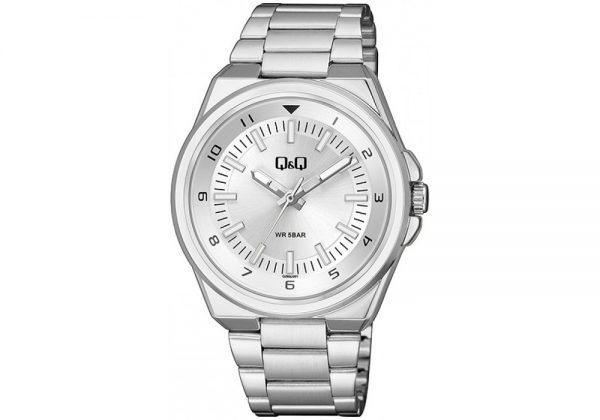Мъжки аналогов часовник Q&Q - QZ68J201Y