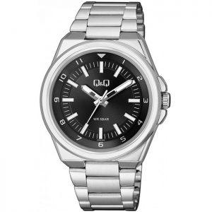 Мъжки аналогов часовник Q&Q – QZ68J201Y