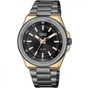Мъжки аналогов часовник Q&Q - QZ68J412Y