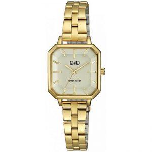 Дамски аналогов часовник Q&Q - QZ73J001Y