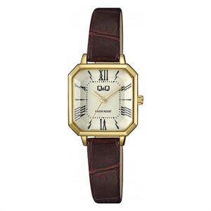 Дамски аналогов часовник Q&Q - QZ73J107Y