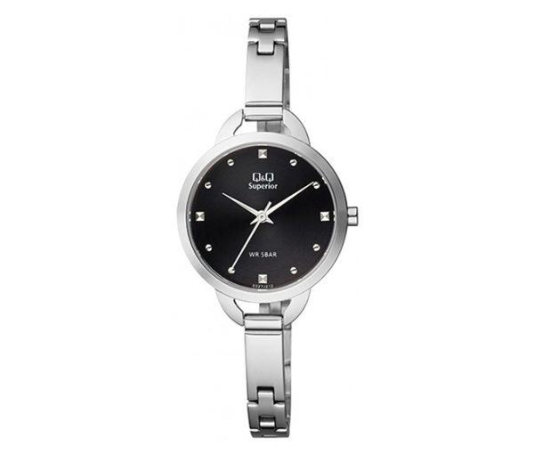 Дамски аналогов часовник Q&Q Superior - S327J212Y