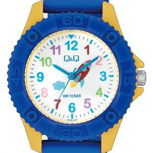 Детски аналогов часовник Q&Q - VQ96J022Y