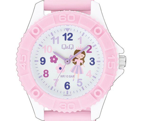 Детски аналогов часовник Q&Q - VQ96J027Y