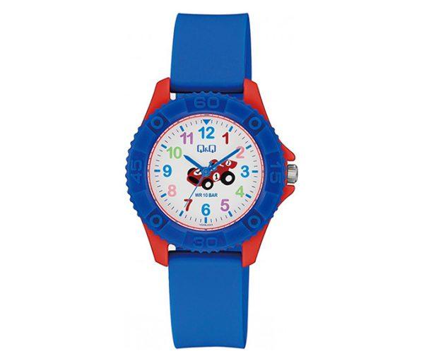 Детски аналогов часовник Q&Q - VQ96J023Y