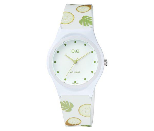 Дамски аналогов часовник Q&Q - VQ86J061Y