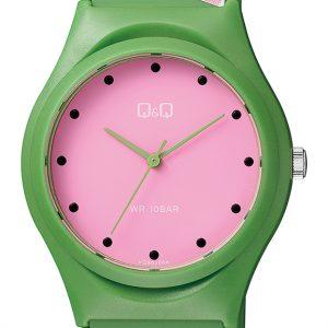 Дамски аналогов часовник Q&Q - VQ86J066Y