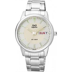 Мъжки аналогов часовник Q&Q Superior - S330J201Y