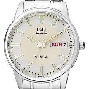 Мъжки аналогов часовник Q&Q Superior – S330J201Y