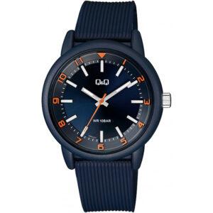 Мъжки аналогов часовник Q&Q - VR52J017Y
