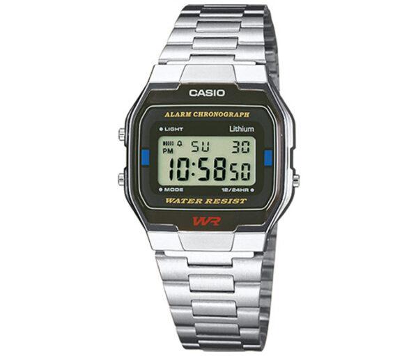 Мъжки часовник CASIO - A163WA-1QES