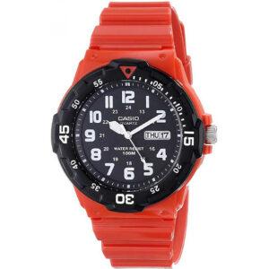 Мъжки аналогов часовник Casio - MRW-200HC-4BVDF