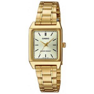Дамски аналогов часовник Casio - LTP-V007G-9EUDF