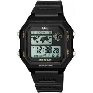 Мъжки часовник Q&Q World Time - M196J002Y
