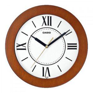 Стенен часовник Casio - IQ-126-5BDF