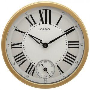 Стенен часовник Casio - IQ-70-9DF