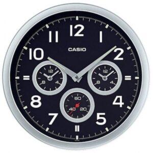 Стенен часовник Casio - IQ-90A-8DF