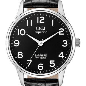 Мъжки аналогов часовник Q&Q Superior Sapphire - S280J305Y