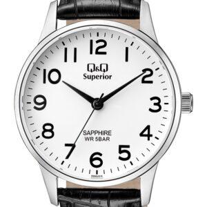 Мъжки аналогов часовник Q&Q Superior Sapphire - S280J314Y