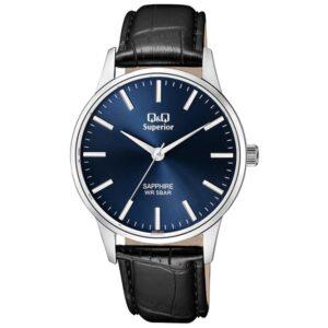 Мъжки аналогов часовник Q&Q Superior Sapphire - S280J322Y