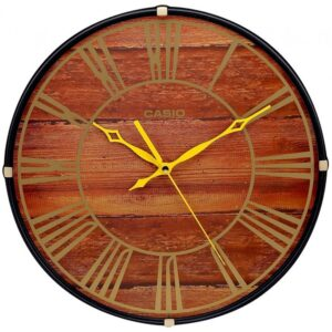 Стенен часовник Casio - IQ-81-5ADF