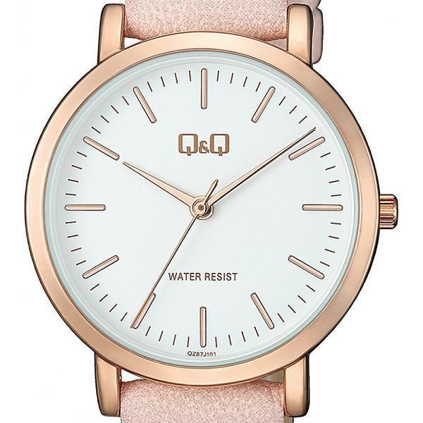Дамски аналогов часовник Q&Q - QZ87J101Y